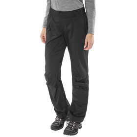 Black Diamond W's Stormline Stretch Rain Pants Black